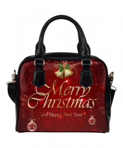 CASECOCO Christmas Leather Handbag Shoulder