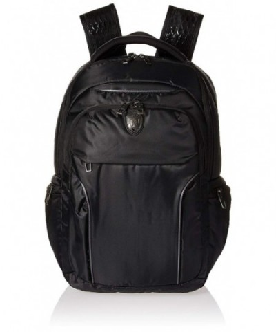 Heys Techpac Black Backpack Size