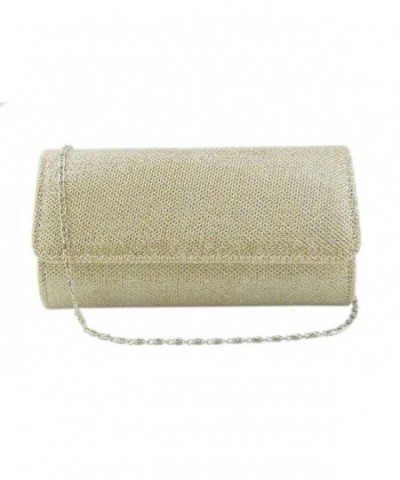 AITING Evening Wedding Handbag Champagne