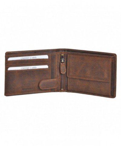 DiLoro Leather Wallet Wallets Protection