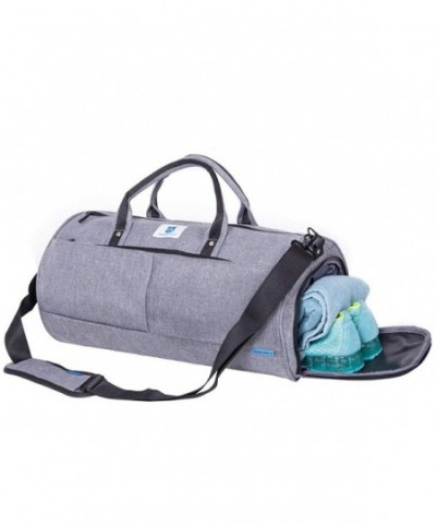 NORDSHIELD Gym Weekender Compartment Gray