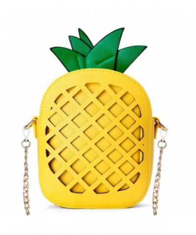Womens Pineapple Leather Shoulder 1 pineapple