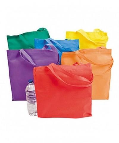 Non Woven Bright Tote Bags dozen