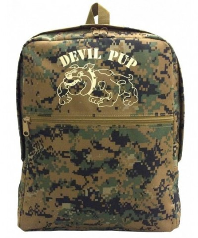 Devil Digital Woodland Backpack Ages