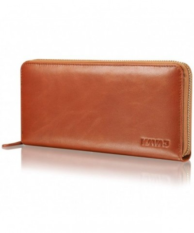KAVAJ Leather wallet genuine leather
