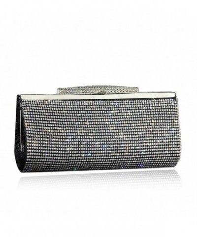 Meeto Fashion Glitter Crystal Diamante