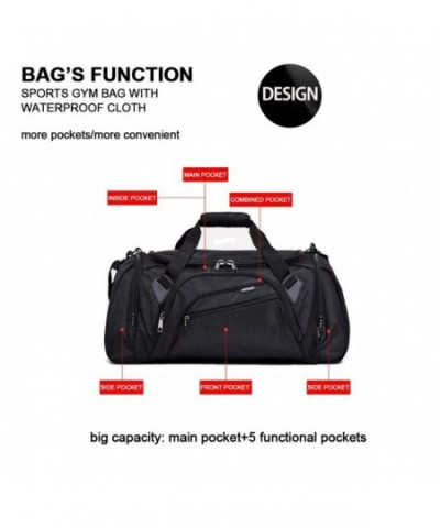 Cheap Real Men Gym Bags On Sale